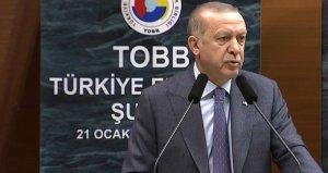Erdoğandan marketçilere çok sert uyarı: Hesabını sorarız