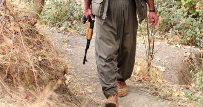 Teslim olan teröristten çarpıcı itiraf: HDP aracılığıyla katıldım