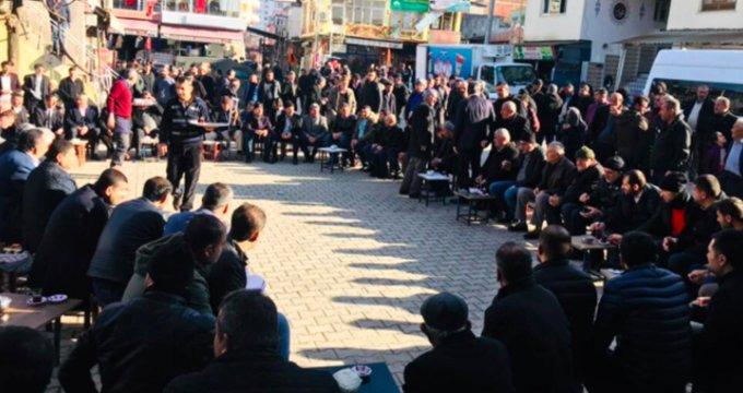 AK Parti'den aday gösterilmeyen belediye başkanı, CHP'ye geçti