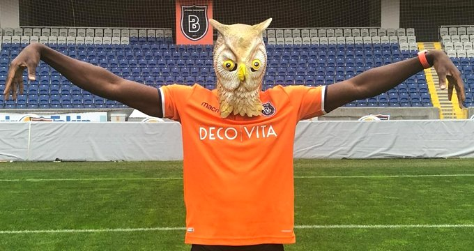 Medipol Başakşehir, Galatasaray'ın Gündemindeki Demba Ba'yı Transfer Etti