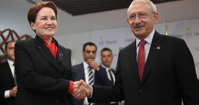Kılıçdaroğlu ile Akşener arasında kritik zirve! Anlaşma tamam