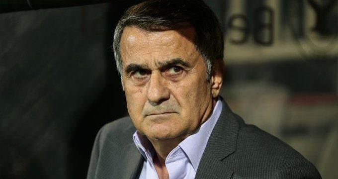 Beşiktaş Teknik Direktörü Şenol Güneş, Adriano'yu İdmandan Kovmuş