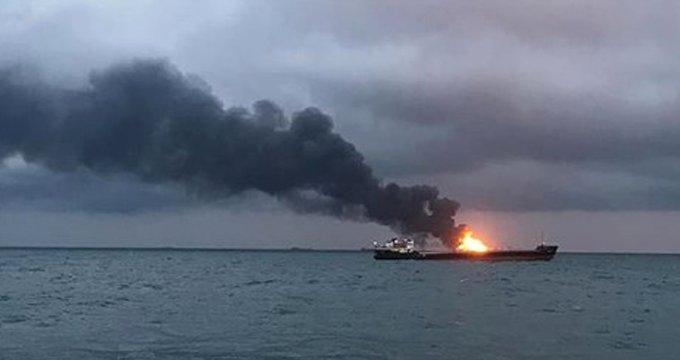 Acı haberi Bakanlık duyurdu! Yanan gemide 4 Türk hayatını kaybetti