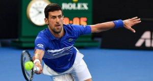 Djokovic, Avustralya Açıkta yarı finalde