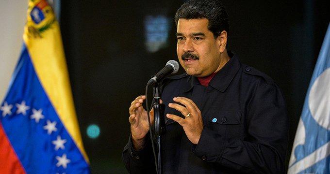 Gerginlik tırmandı! Maduro, ABD'ye rest çekip 72 saat süre verdi