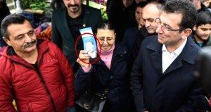 İmamoğlu'nun ziyaretinde ilginç anlar! Erdoğan broşürüyle yanıt verdi