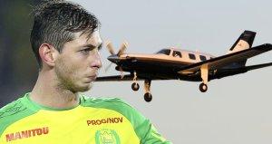 Uçağı kaybolan futbolcunun son mesajı korkunç oldu