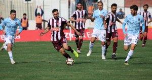 1. Lig takımından fark yiyen Başakşehir, Türkiye Kupasından elendi