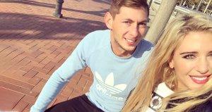 Kayıp futbolcu Emilianonun eski kız arkadaşından, yürek yakan mesaj!