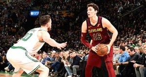 NBAin Türk yıldızı, Boston maçında kariyer rekoru kırdı