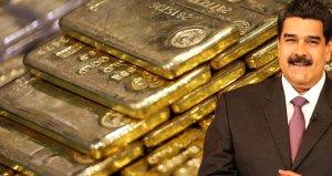 Venezuelanın altınlarını göndereceği ülke belli oldu