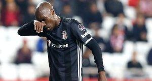 Atiba atıyor, Beşiktaş kazanıyor!
