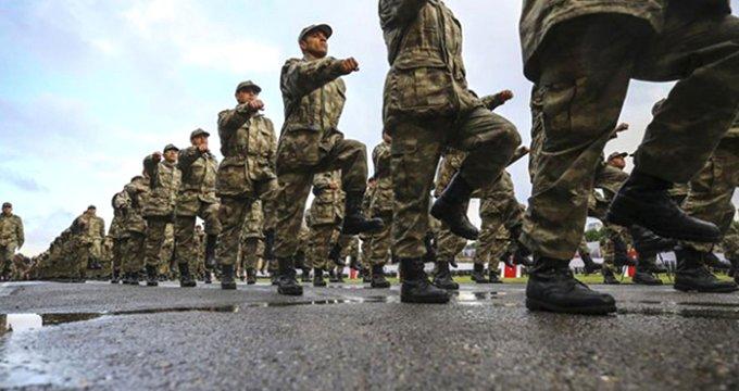 Erdoğan açıkladı! İşte yeni askerlik sistemi