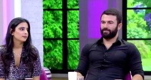 Ünlü şarkıcının Turabiye aşk dolu bakışları olay oldu!