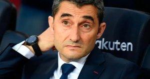 Valverde, Barcelonaya imzayı attı