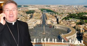 Vatikan temsilcisine cinsel istismar şoku!