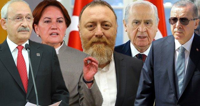 5 ilde 31 Mart anketi yapıldı, HDP silip süpürüyor