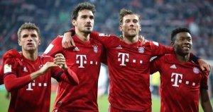Bayern Münih, 2 kez geriye düştüğü sahadan zaferle çıktı