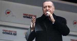 Erdoğan, '30 yıllık beklenti sona eriyor' diyerek müjdeyi verdi