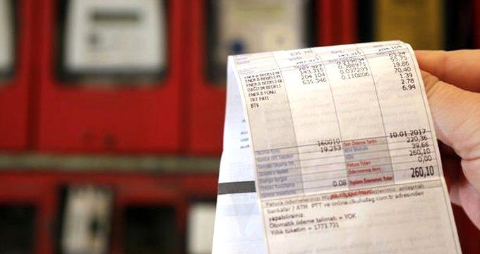 Vatandaşa çok önemli fatura uyarısı! Paranız boşa gidebilir
