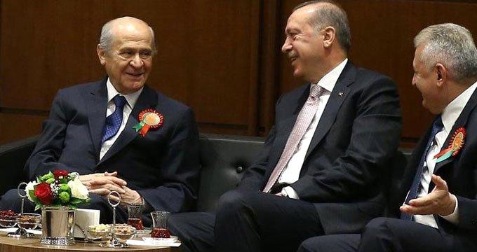 AK Parti ve MHP birleşiyor mu? İsim önerisi bile geldi