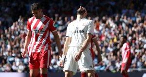 Real Madride evinde yıkım
