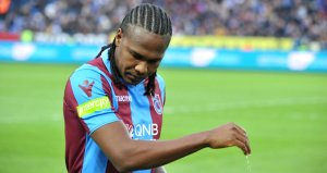 Sergenin takımı, Trabzonsporu affetmedi