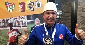 Tanju Çolak, Kosovalı sporseverlerle buluştu