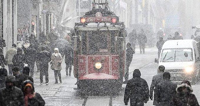 Meteoroloji tarih verip uyardı! Kar geliyor