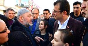 AK Partili vatandaştan İmamoğlunu şaşkına çeviren sözler!