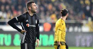 Beşiktaşta Burak Yılmaz sıkıntısı! Antrenmana katılmadı