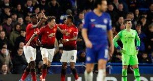 Chelseayi deviren Manchester United, çeyrek finalde