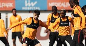 Galatasarayın Benfica maçı kadrosu belli oldu