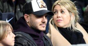 Wanda Naradan Intere kaptanlık tehdidi!