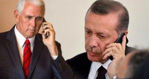 ABDden Erdoğana gizli telefon: Sakın almayın