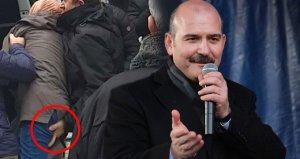Bakan Soylu, Türkiyenin gündemine oturan polislere sahip çıktı