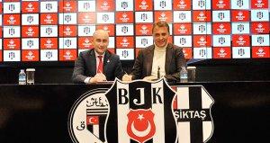 Beşiktaşa yeni sponsor!