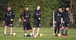 Beşiktaş, Fenerbahçe derbisinin hazırlıklarını sürdürdü!