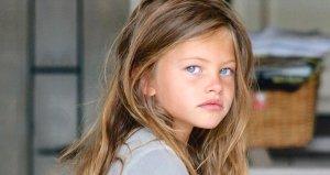 Dünyanın en güzel çocuğu büyüdü! Bir bakan bir daha bakıyor