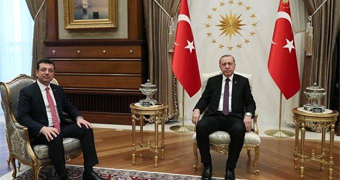 Ekrem İmamoğlu, Erdoğan'dan nasıl oy istediğini anlattı
