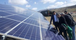 Bir ilçe belediyesi güneşten ayda 90 bin lira kazanacak