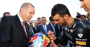 Cumhurbaşkanı Erdoğan bırakmasını istemişti, Sofuoğlu ısrar etti!