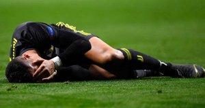 Şampiyonlar Liginde Ronaldolu Juventus, deplasmanda dağıldı