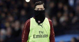 Unai Emeryden şaşırtan Mesut Özil sözleri