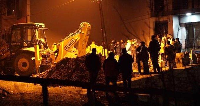 Doğal gaz çalışması sırasında korkunç kaza! 1 kişi hayatını kaybetti