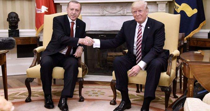 Erdoğan'dan Trump'a sürpriz telefon!