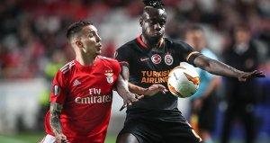 Mbaye Diagne, Benfica maçında Fatih Terimi çıldırttı!