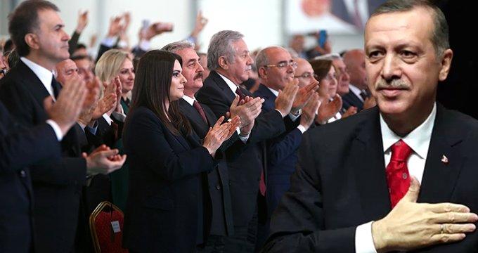 MHP'liler ayakta alkışlamıştı! Erdoğan'ın 50. yıl jesti hayata geçti