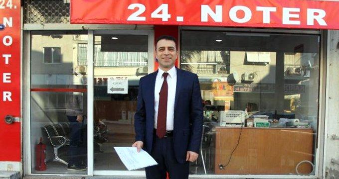 Türk siyasetinde bir ilk! AK Partili aday vaadini tastiklettirdi