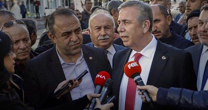 Yavaş, Özhaseki'ye açtığı suç duyurusunun nedenini açıkladı